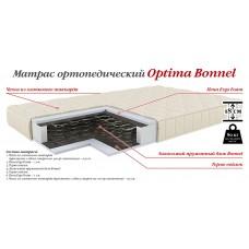 """Двухсторонний ортопедический матраc  """"Оптима/боннель"""""""