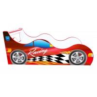 Детская кровать-машина для мальчика Racing Бесплатная доставка!