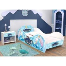 Кровать-карета для девочки  Золушка