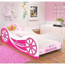 Кровать-карета для девочки  Princess 1