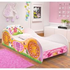 Кровать-карета для девочки  Princess