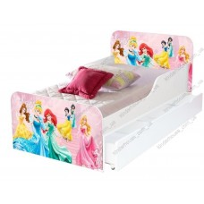 Детская кровать для девочки Принцессы АГОРА Бесплатная доставка!