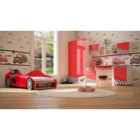 Кровать машина АУДИ красная с бесплатной доставкой!