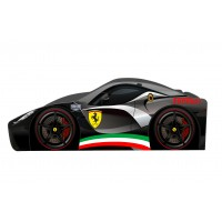 Кровать машина Ferrari-1 с бесплатной доставкой!