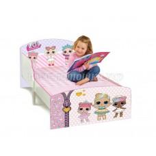 Детская кровать для девочки LOL 3