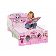 Детская кровать для девочки LOL Единорожка
