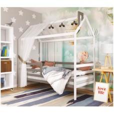 Детская кровать-домик Том. Ліжко-будиночок
