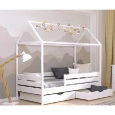 Детская кровать-домик Эстель . Ліжко-будиночок