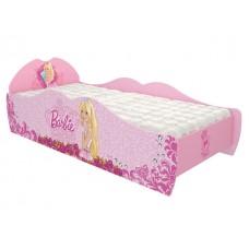 Кровать для девочки Барби-6