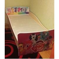 Детская кровать для девочки My Little Pony В НАЛИЧИИ!