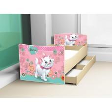Детская кровать для девочки Кошка Мари В НАЛИЧИИ НА СКЛАДЕ!