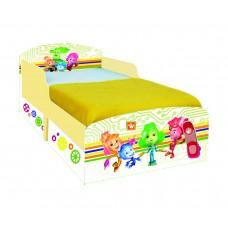Детская кровать Фиксики Серия Любимые мультфильмы