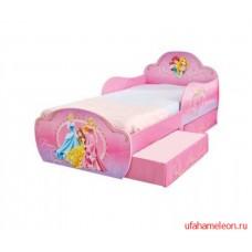 Кровать для девочки Принцессы
