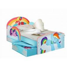 Кровать для девочки My Little Pony Бесплатная доставка по Украине!