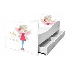 Детская кровать для девочки Милая Фея Доставка бесплатно!