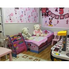 Кровать для девочки Минни Маус - 3