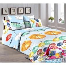 Детское постельное белье для девочки Зонтики