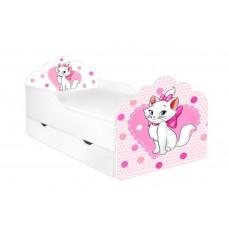 Кровать с матрасом Кошка Мари POLA Мишка Тедди Бесплатная доставка! АКЦИЯ