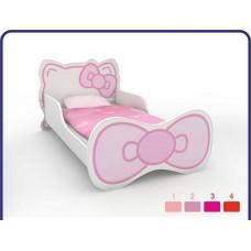 Кровать для девочки Hello Kitty