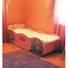 """Кровать карета """"Принцессы Дисней"""""""