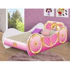 Кровать для девочки Принцесса Рапунцель