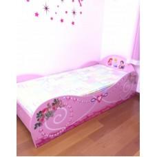 Кровать для девочки Принцессы 1