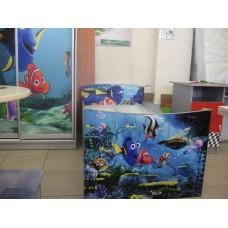 Детская кровать для мальчика Nemo