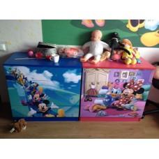"""Комод """"Disney"""" Минни и Микки Маус"""