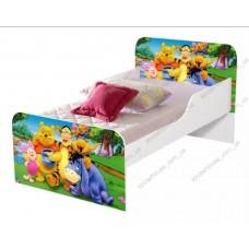 Детская кровать Винни Пух  АГОРА  Бесплатная доставка!