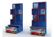 Детские стеллажи для игрушек (17)